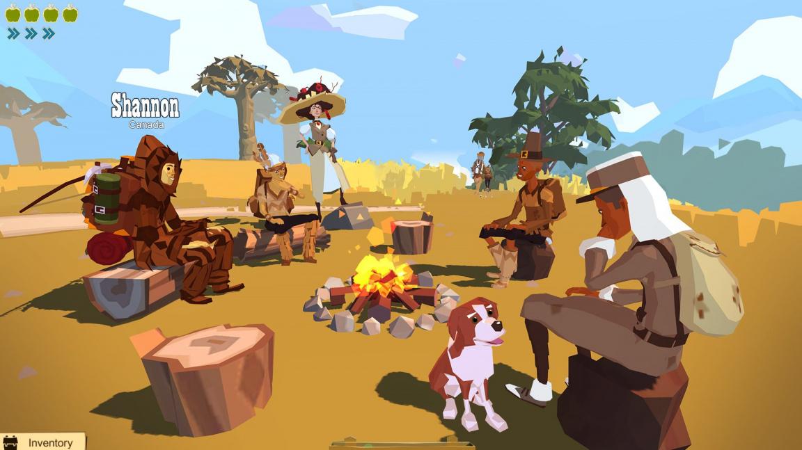 Americká divočina The Trail od Petera Molyneuxe míří na Steam