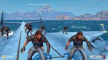 Multiplayerový mod posune sandboxové blbnutí v Just Cause 3 na novou úroveň