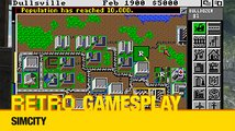 Retro GamesPlay: SimCity