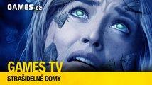 Nový díl herního pořadu Games TV prochází prokletými domy z Perception i Vampire: Bloodlines