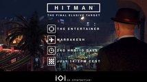 Hitman se v červencovém updatu zbavuje zapomětlivých stráží a přidává poslední Elusive Target