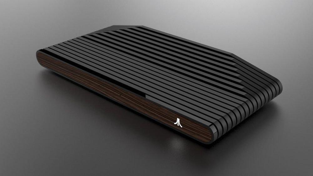 Ataribox v sobě nezapře odkaz na model 2600 - funkčně půjde o nápodobu NES Classics