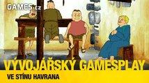 Vývojářský GamesPlay: Ve stínu havrana s Lukášem Macurou