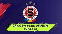 Letná vrací úder! Sparta Praha se (zatím) jako jediný český tým objeví ve FIFA 18