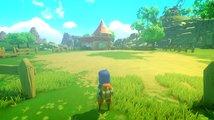 Otevřený svět hry Yonder připomíná Zeldu, ale ve skutečnosti nabízí místo námahy krásný relax