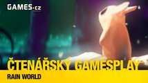 Čtenářský GamesPlay: Rain World