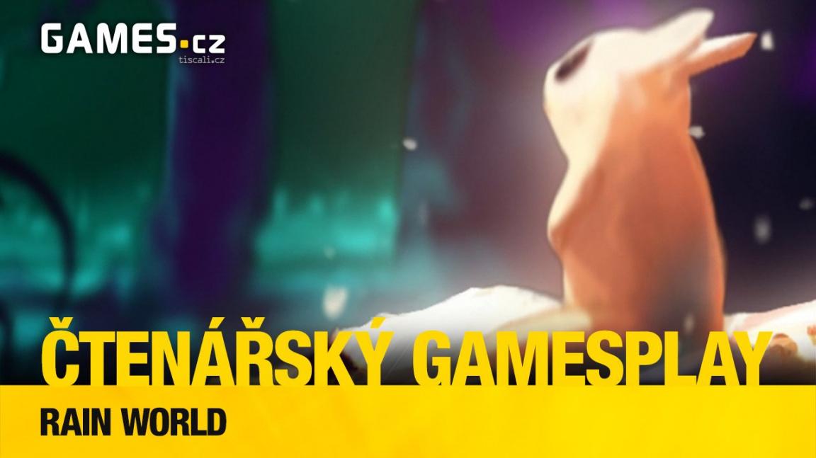 Čtenářský GamesPlay – Rain World