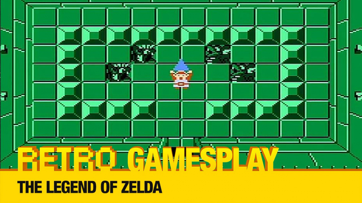Retro GamesPlay – The Legend of Zelda