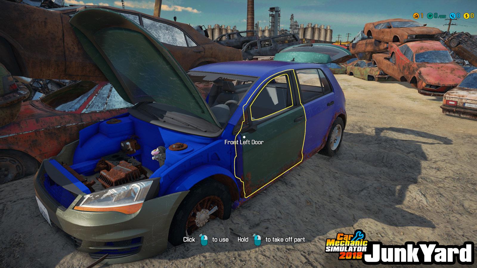 Car Mechanic Simulator     Update Crack