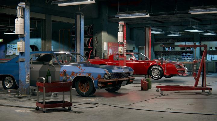 Z motoru slyším klepání, auto táhne doleva a brzdy jsou snad z vosku. To zní jako práce pro Car Mechanic Simulator 2018