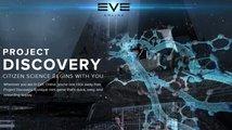 EVE Online zahájila druhou fázi Project Discovery. Hráči pátrají po vzdálených exoplanetách
