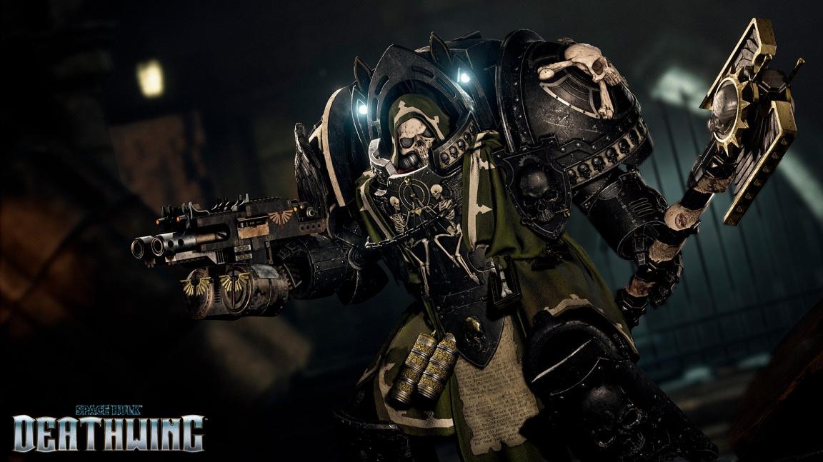 Space Hulk: Deathwing rozšiřuje s novými zbraněmi i nesmiřitelný Interrogator Chaplain