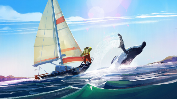 Old Man's Journey - recenze