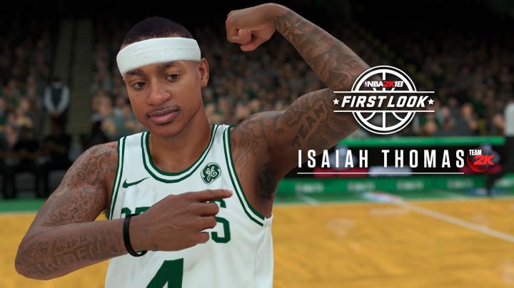 NBA 2K18 bude krásnější než kdykoliv předtím díky potu, chlupům a jizvám