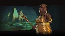Dalším národem Civilization VI je africká Núbie