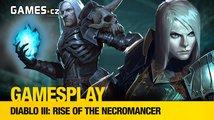 GamesPlay – Diablo III: Rise of the Necromancer