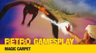 Retro GamesPlay: Magic Carpet
