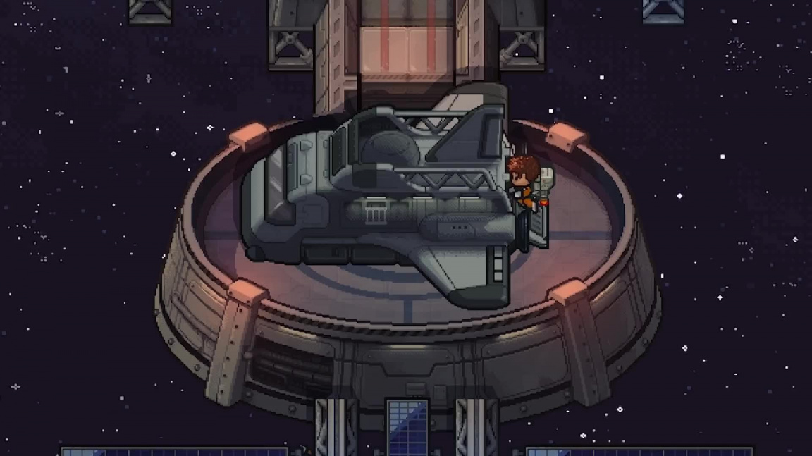 Escapists 2 předvádí útěk z vězení na vesmírné stanici