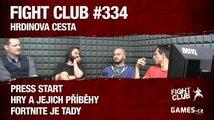 Fight Club #334: Hrdinova cesta