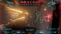 Vesmírná střílečka Descent: Underground dostala demoverzi v rámci nové služby BrightLocker