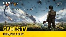 Nový díl pořadu Games TV bere na zteč hardcore válku v čele s Normandy 44