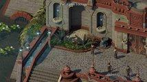 Hlavní město Pillars of Eternity II je tropický ráj lázní, vodopádů a nekonečných možností