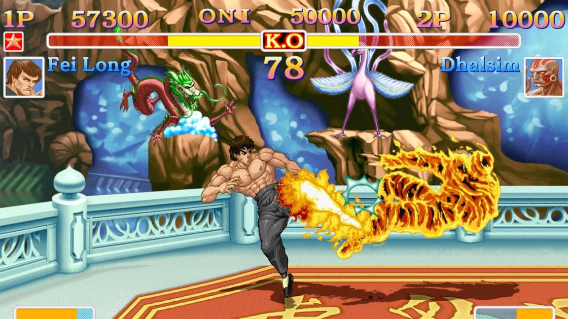 Ultra Street Fighter II pro Switch se prodává dobře, Capcom zvažuje další předělávky