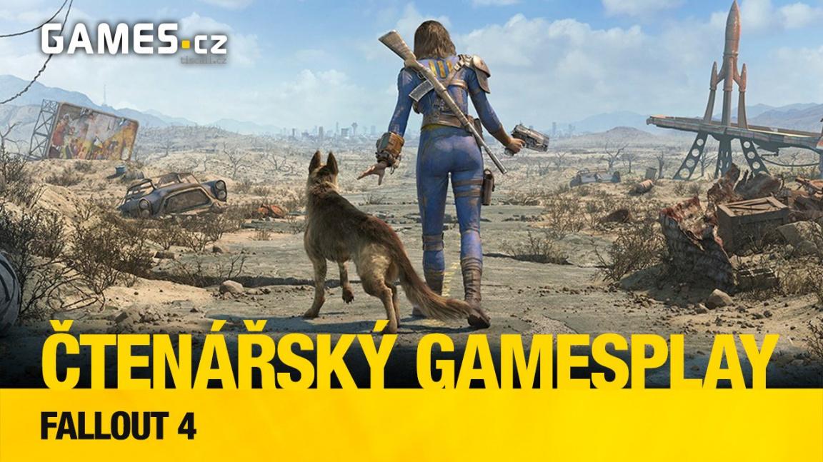 Čtenářský GamesPlay – Fallout 4