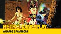 Retro GamesPlay: Wizards & Warriors