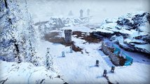 Ve fantasy strategii Bannermen vás potrápí chladné podnebí, vyprahlé pouště i kamenné laviny