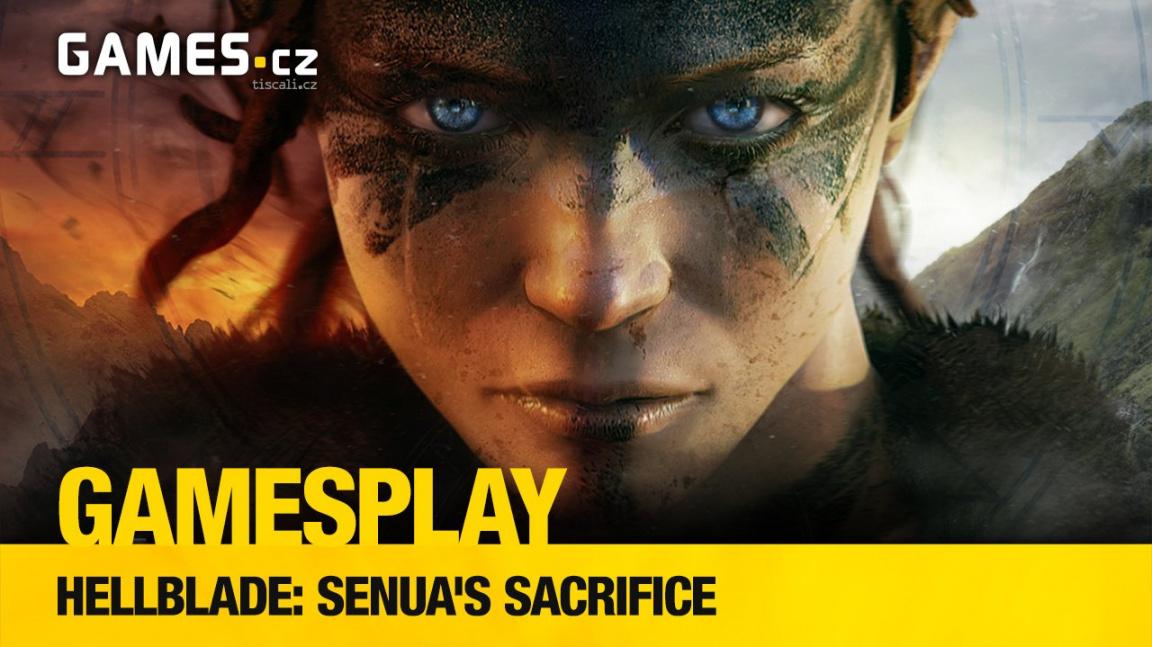 GamesPlay – hrajeme drsnou akční hru Hellblade