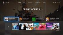 Nový update pro Xbox One vám umožní nastavit si rozhraní na míru