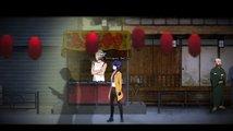 Temná detektivní adventura Tokyo Dark se oblékla do anime stylu
