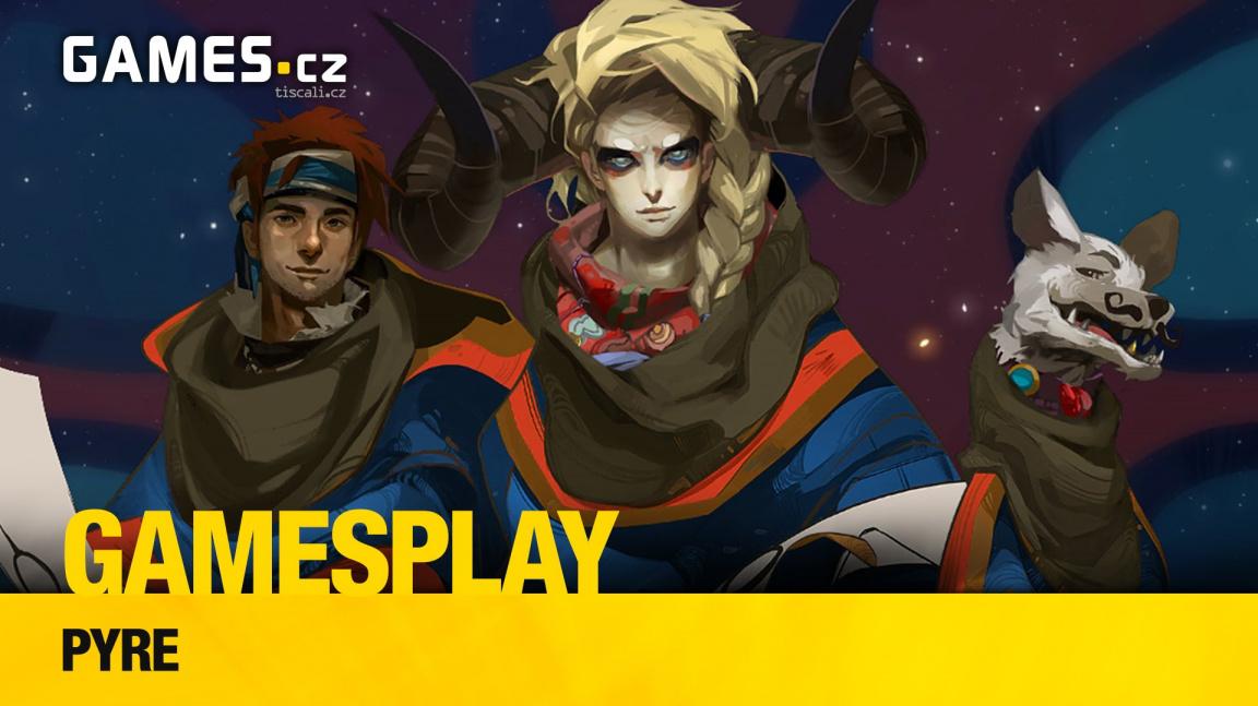 GamesPlay – hrajeme příběhové RPG Pyre