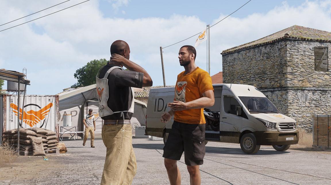 I válka má svá pravidla. DLC Laws of War zakomponuje do Arma 3 nádech humanitární pomoci