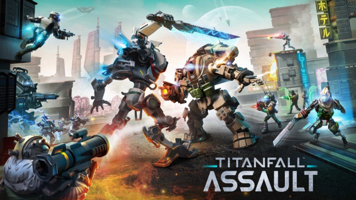Titanfall to zkouší na mobilech se strategií Assault, druhý díl série zatím úspěšně nabírá hráče