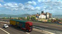 Další destinací kamioňáků v Euro Truck Simulator 2 bude slunná Itálie