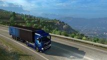 Jihokorejský startup testuje software pro samořídící auta v Euro Truck Simulator 2