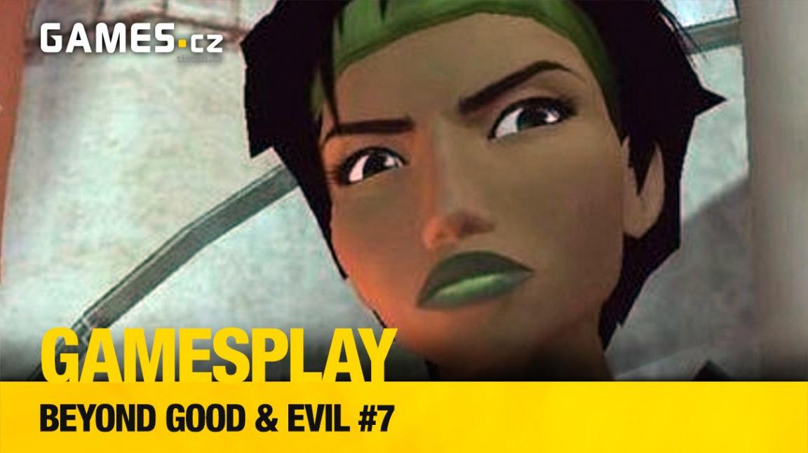 LongPlay – Beyond Good & Evil #7: finále