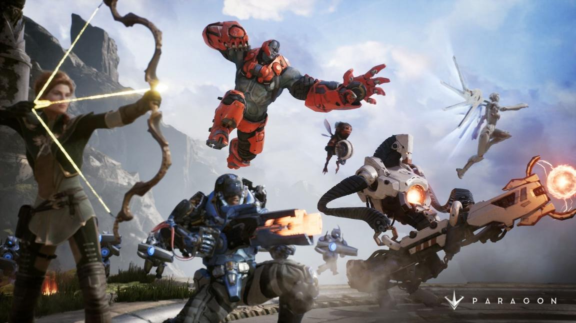 Paragon – dojmy z hraní nové MOBA hry od Epic Games
