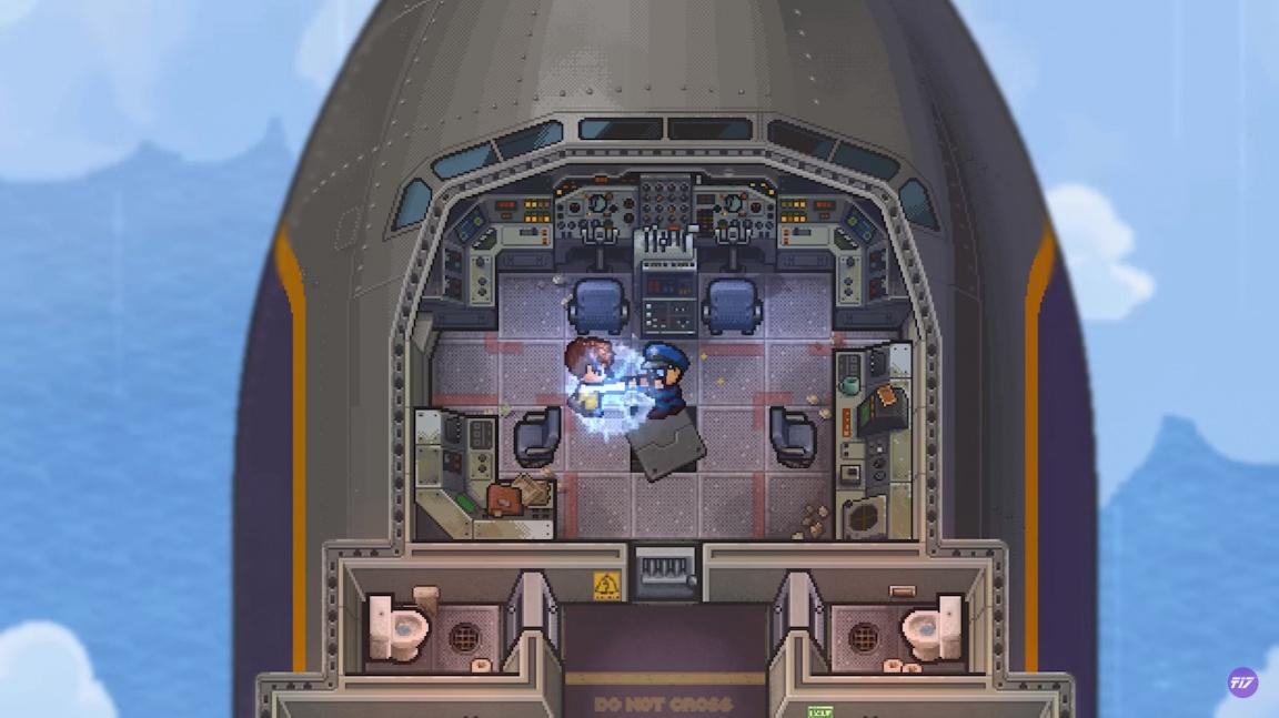 V The Escapists 2 vám nebudou při útěku stát v cestě jen kovbojové a vakuum, ale také vysoká rychlost, moře a volný pád