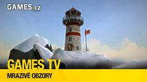 Mrazivé obzory (Games TV #21: The Long Dark, Cryostasis, Never Alone, Heroine's Quest)