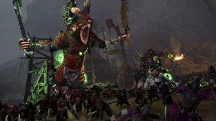 Další hratelnou rasou Total War: Warhammer II jsou krysáčtí skaveni