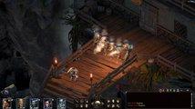 V Pillars od Eternity II: Deadfire výbuchy bouchají, pistole kouří a opilci zvrací