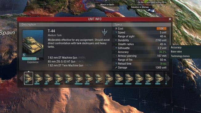 Blitzkrieg 3 jednotky