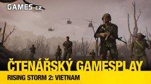 Čtenářský GamesPlay: Rising Storm 2: Vietnam