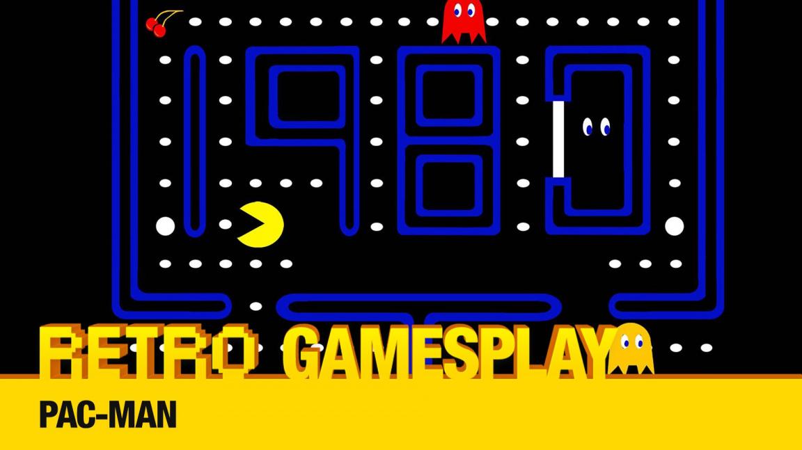 Retro GamesPlay – Pac-Man
