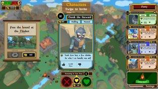The Quest Giver z vás udělá klasické fantasy NPC