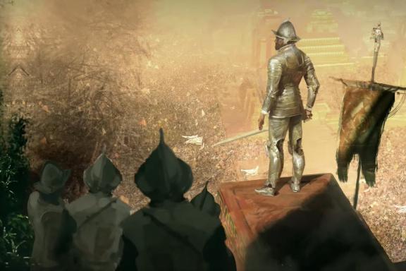 Velké preview národů v Age of Empires IV