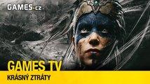 Nový díl pořadu Games TV čelí ztrátám i šílenství nejenom v Hellblade